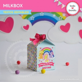 Pony: milkbox