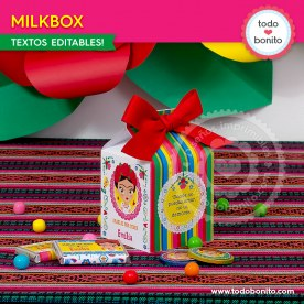 Frida: cajita milkbox